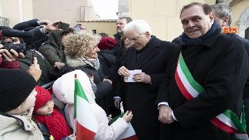 6 - Mattarella a Benevento visita il Museo del Sannio e la Chiesa di Santa Sofia