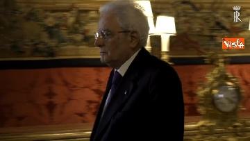 4 - Fico e Mattarella, l'incontro al Quirinale dopo la consultazioni con M5S e Pd