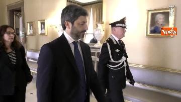 6 - Fico e Mattarella, l'incontro al Quirinale dopo la consultazioni con M5S e Pd