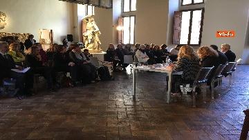 2 - Museo per tutti, la presentazione del progetto con Bonisoli a Palazzo Altemps