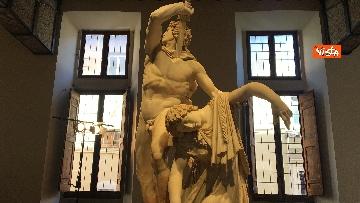 12 - Museo per tutti, la presentazione del progetto con Bonisoli a Palazzo Altemps