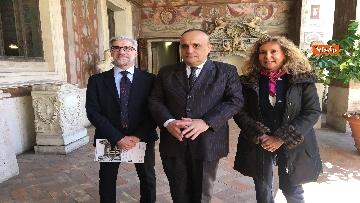 11 - Museo per tutti, la presentazione del progetto con Bonisoli a Palazzo Altemps