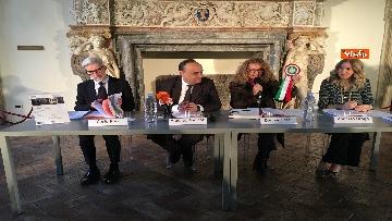 8 - Museo per tutti, la presentazione del progetto con Bonisoli a Palazzo Altemps