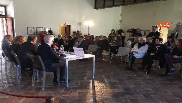 5 - Museo per tutti, la presentazione del progetto con Bonisoli a Palazzo Altemps