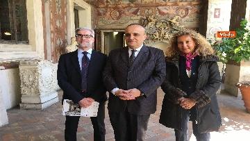 10 - Museo per tutti, la presentazione del progetto con Bonisoli a Palazzo Altemps