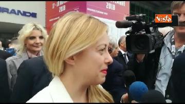 5 - Grande successo per Vinitaly a Verona, tanti partecipanti tra personalità politiche e curiosi