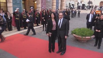 5 - Teatro Opera, 150 anni di Roma Capitale, le foto dal tappeto rosso