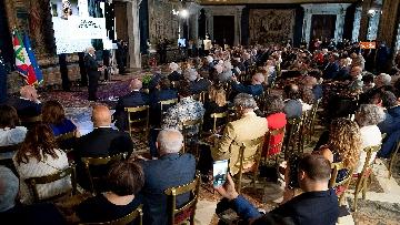 3 - Mattarella all'inaugurazione dell'iniziativa