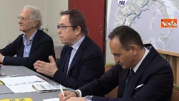 4 - Regionali Piemonte, il candidato del centrodestra Cirio insieme alla lista Si Tav