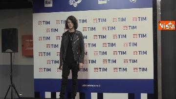 4 - La conferenza stampa di Motta al Teatro Ariston di Sanremo
