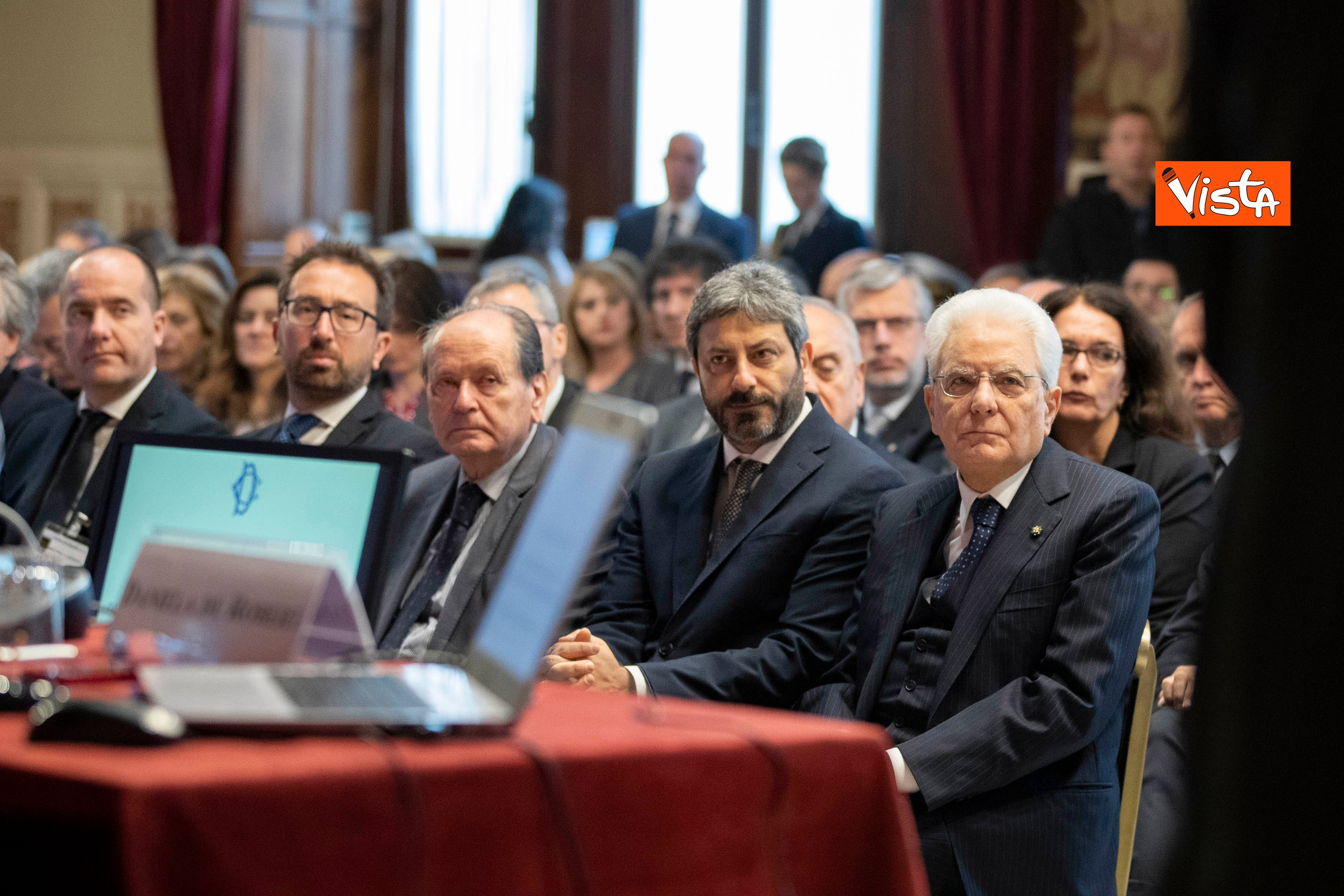 Sergio Mattarella, Roberto Fico