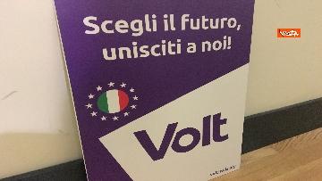9 - Volt, il partito di giovani della Generazione Erasmus, il convegno con Covassi immagini