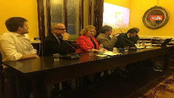 3 - Volt, il partito di giovani della Generazione Erasmus, il convegno con Covassi immagini