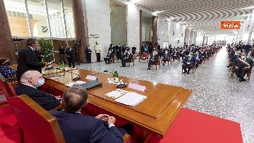 3 - Mattarella alla cerimonia del trentesimo anniversario dalla morte di Rosario Livatino