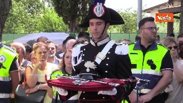 2 - Funerali di Stato per Mario Cerciello Rega, il carabiniere ucciso a Roma. Le immagini