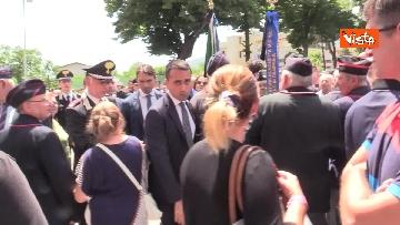 7 - Funerali di Stato per Mario Cerciello Rega, il carabiniere ucciso a Roma. Le immagini