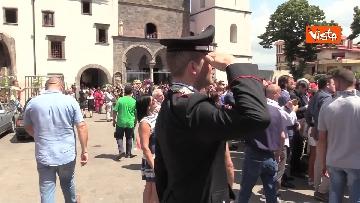 5 - Funerali di Stato per Mario Cerciello Rega, il carabiniere ucciso a Roma. Le immagini