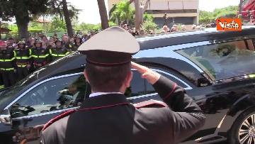 3 - Funerali di Stato per Mario Cerciello Rega, il carabiniere ucciso a Roma. Le immagini