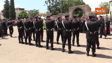 8 - Funerali di Stato per Mario Cerciello Rega, il carabiniere ucciso a Roma. Le immagini