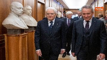 4 - Mattarella all'inaugurazione dell'anno giudiziario della Corte dei Conti, le immagini