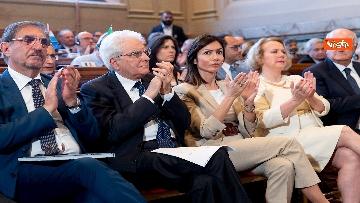 3 - Mattarella alla riunione annuale dei Presidenti e Segretari Generali dei Cnel europei