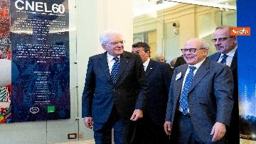 4 - Mattarella alla riunione annuale dei Presidenti e Segretari Generali dei Cnel europei
