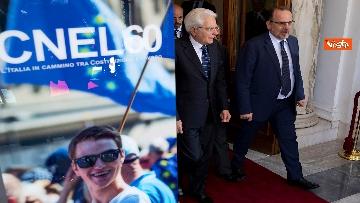 6 - Mattarella alla riunione annuale dei Presidenti e Segretari Generali dei Cnel europei
