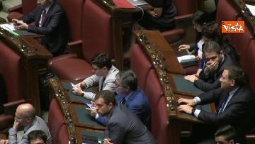 2 - Luigi Di Maio riferisce in aula sul tema sicurezza sul lavoro