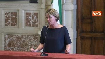 3 - Beatrice Lorenzin al termine delle Consultazioni