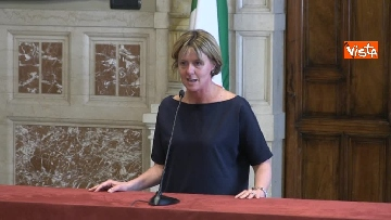 4 - Beatrice Lorenzin al termine delle Consultazioni