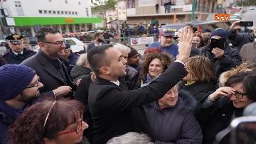 7 - Elezioni regionali Abruzzo, Di Maio e Di Battista a Penne per sostenere candidata M5s Sara Marcozzi