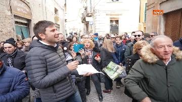 12 - Elezioni regionali Abruzzo, Di Maio e Di Battista a Penne per sostenere candidata M5s Sara Marcozzi