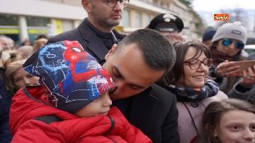 3 - Elezioni regionali Abruzzo, Di Maio e Di Battista a Penne per sostenere candidata M5s Sara Marcozzi