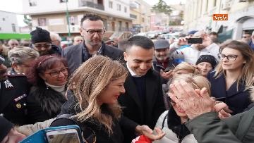 5 - Elezioni regionali Abruzzo, Di Maio e Di Battista a Penne per sostenere candidata M5s Sara Marcozzi
