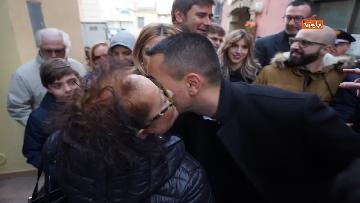 18 - Elezioni regionali Abruzzo, Di Maio e Di Battista a Penne per sostenere candidata M5s Sara Marcozzi