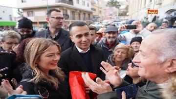 6 - Elezioni regionali Abruzzo, Di Maio e Di Battista a Penne per sostenere candidata M5s Sara Marcozzi