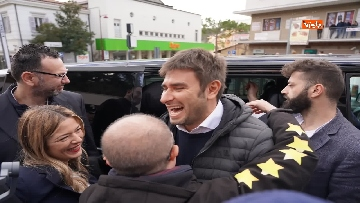 10 - Elezioni regionali Abruzzo, Di Maio e Di Battista a Penne per sostenere candidata M5s Sara Marcozzi
