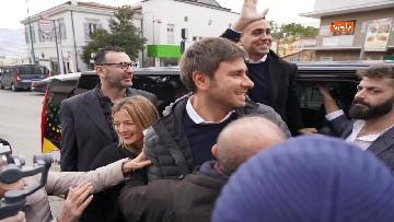 9 - Elezioni regionali Abruzzo, Di Maio e Di Battista a Penne per sostenere candidata M5s Sara Marcozzi