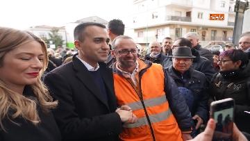 17 - Elezioni regionali Abruzzo, Di Maio e Di Battista a Penne per sostenere candidata M5s Sara Marcozzi