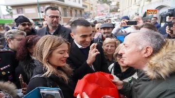 4 - Elezioni regionali Abruzzo, Di Maio e Di Battista a Penne per sostenere candidata M5s Sara Marcozzi