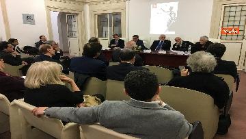 1 - I confini della Giurisdizione, il convegno all'UniPegaso con vice presidente Csm Ermini