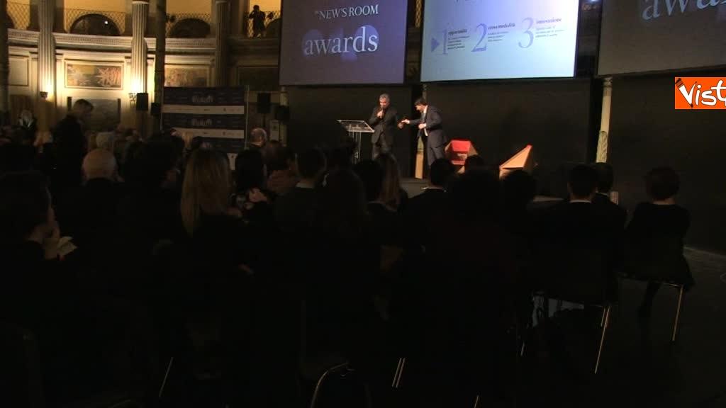 Vespa, Scrosati e Le Iene premiati da The New's Room, il primo bimestrale italiano fatto da Under 35_09