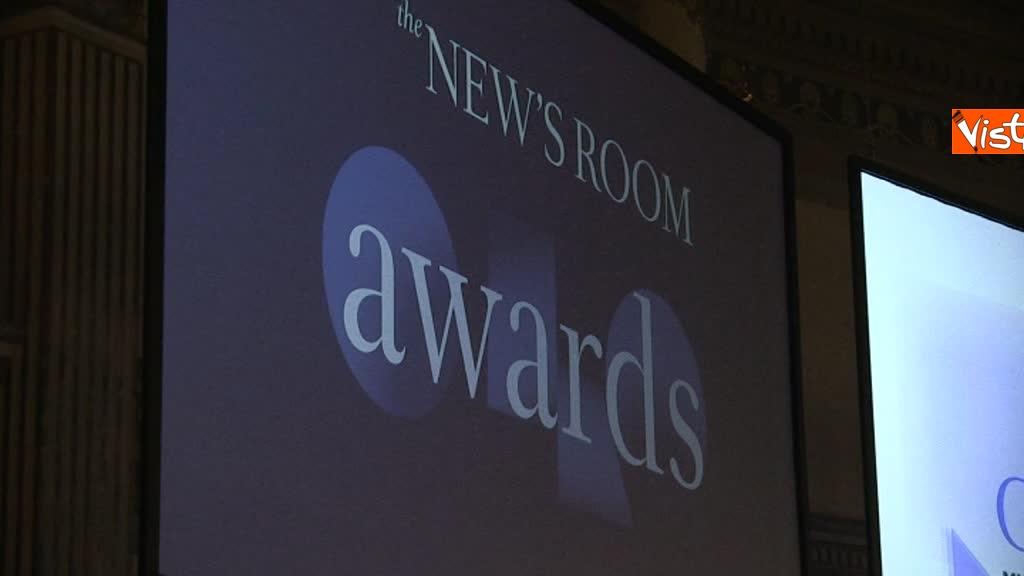 Vespa, Scrosati e Le Iene premiati da The New's Room, il primo bimestrale italiano fatto da Under 35_17