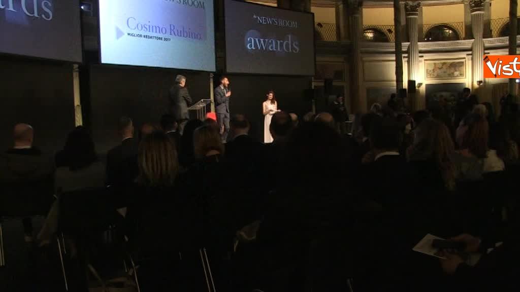 Vespa, Scrosati e Le Iene premiati da The New's Room, il primo bimestrale italiano fatto da Under 35_16