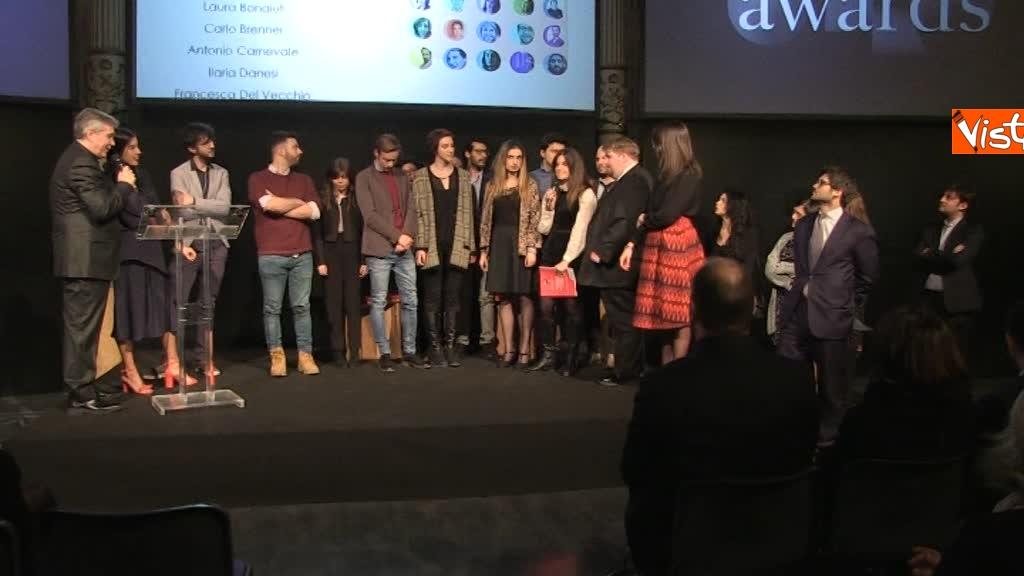 Vespa, Scrosati e Le Iene premiati da The New's Room, il primo bimestrale italiano fatto da Under 35_11