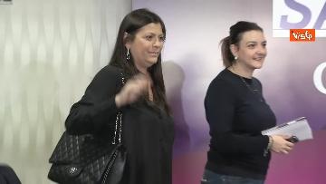 2 - Jole Santelli vince in Calabria, la conferenza stampa il giorno dopo il voto, immagini