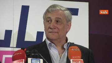 6 - Jole Santelli vince in Calabria, la conferenza stampa il giorno dopo il voto, immagini