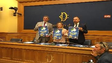 5 - Case popolari, la proposta della giunta abruzzese, la conferenza con Meloni e Marsilio