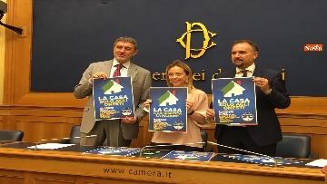 6 - Case popolari, la proposta della giunta abruzzese, la conferenza con Meloni e Marsilio