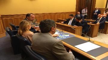 3 - Case popolari, la proposta della giunta abruzzese, la conferenza con Meloni e Marsilio